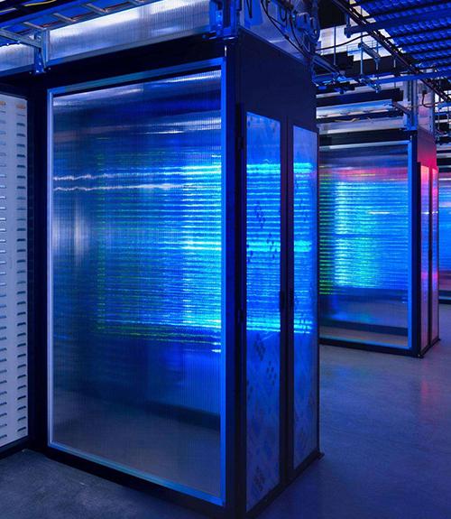 锂电模块化UPS应用——模块化数据中心