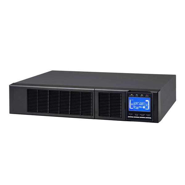 CR系列单进单出(1-10KVA)机架式UPS