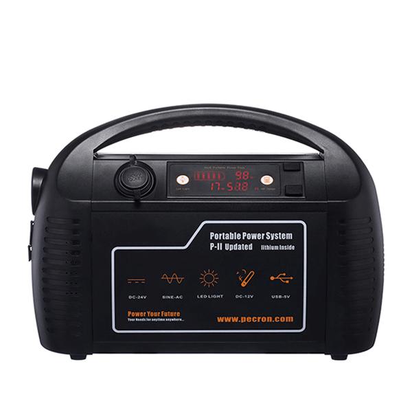 CBX-P1K 便携式锂电UPS