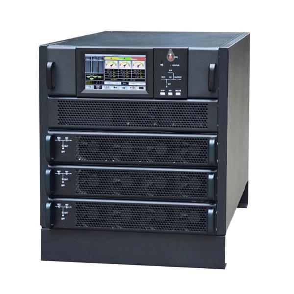 CUN-M80R系列 机架式模块化UPS