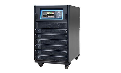 机架式模块化UPS电源技术特性与应用